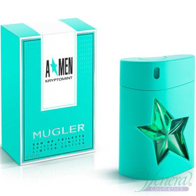 Thierry Mugler A*Men Kryptomint EDT 100ml για άνδρες Men's Fragrance