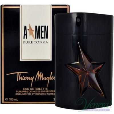 Thierry Mugler A*Men Pure Tonka EDT 100ml για άνδρες