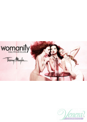 Thierry Mugler Womanity Eau pour Elles EDT 80ml για γυναίκες ασυσκεύαστo Women's Fragrances without package
