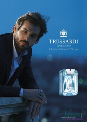 Trussardi Blue Land Deo Stick 75ml για άνδρες