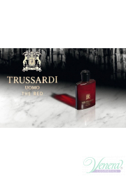 Trussardi Uomo The Red EDT 30ml για άνδρες Αρσενικά Αρώματα