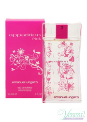 Ungaro Apparition Pink EDT 90ml για γυναίκες Γυναικεία αρώματα