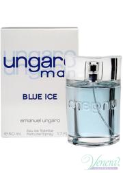 Ungaro Blue Ice EDT 50ml για άνδρες Ανδρικά Αρώματα