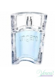 Ungaro Blue Ice EDT 90ml for Men Without Package  Men's Fragrances Without Package