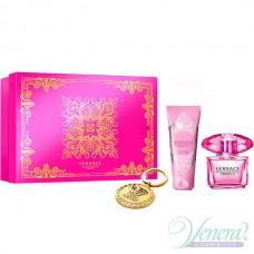 Versace Bright Crystal Absolu Set (EDP 90ml + BL 100ml + Keychain) για γυναίκες
