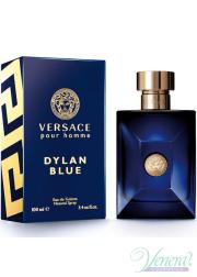 Versace Pour Homme Dylan Blue EDT 50ml για άνδρες Men's Fragrance