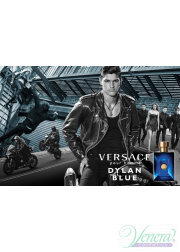 Versace Pour Homme Dylan Blue EDT 100ml για άνδρες ασυσκεύαστo