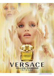 Versace Yellow Diamond Intense EDP 90ml για γυναίκες
