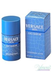 Versace Man Eau Fraiche Deo Stick 75ml για άνδρες Αρσενικά Προϊόντα για Πρόσωπο και Σώμα