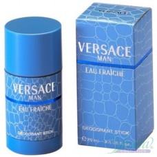 Versace Man Eau Fraiche Deo Stick 75ml για άνδρες