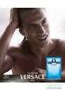Versace Man Eau Fraiche Set (EDT 100ml + SG 150ml) για άνδρες