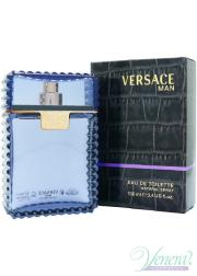 Versace Man EDT 100ml για άνδρες Men's Fragrance
