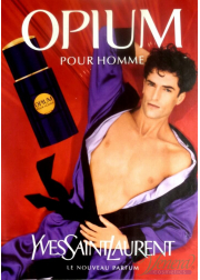 YSL Opium Pour Homme EDT 100ml για άνδρες ασυσκεύαστo