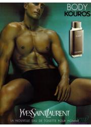 YSL Body Kouros EDT 100ml για άνδρες Ανδρικά Αρώματα