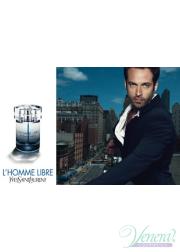 YSL L'Homme Libre EDT 40ml για άνδρες